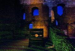 Burg Wolfstein, Scharmützel und mittelalterliche Hinrichtungen