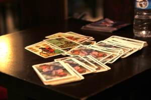 Wahrsager-Karten