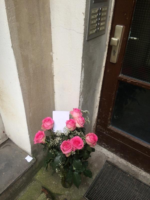 Rosen, die keiner will