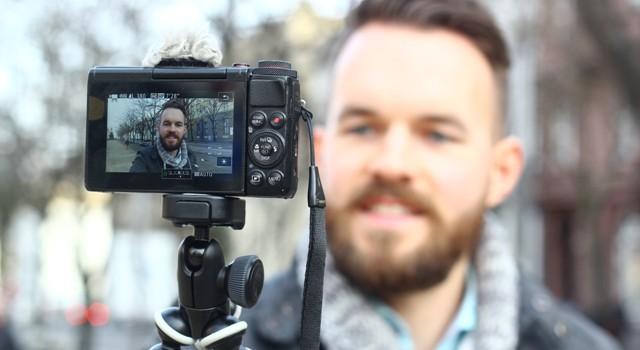 Robert Gladitz - Vlogger und Youtuber - jeden Tag ein Video