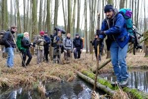 Flussüberquerung Survival Training Reportage Karl Grünberg