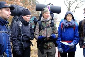 Orientierung mit Karte und Kompass Reportage Survival Training Karl Grünberg