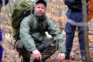 Trainer Survival Reportage Karl Grünberg