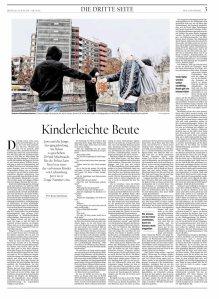 Seite 3 der Zeitung Tagesspiegel vom Di, 13.06.2017