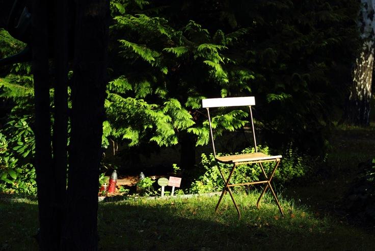 Abschied nehmen Karl Grünberg Reportage