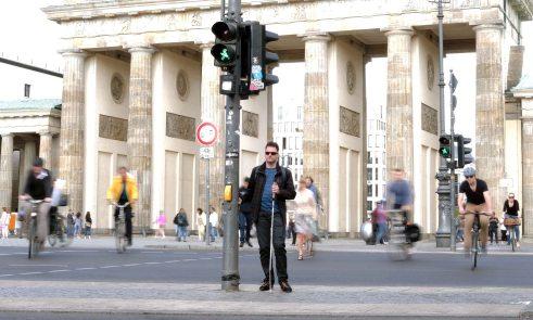 Blind durch Berlin mit Stephan Heinke (1)